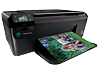 HP Photosmart C4780 All-in-One Printer - Right
