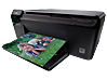 HP Photosmart C4780 All-in-One Printer - Left