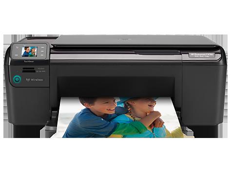 Stampante multifunzione HP Photosmart C4780
