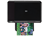HP Photosmart C4780 All-in-One Printer - Top view closed
