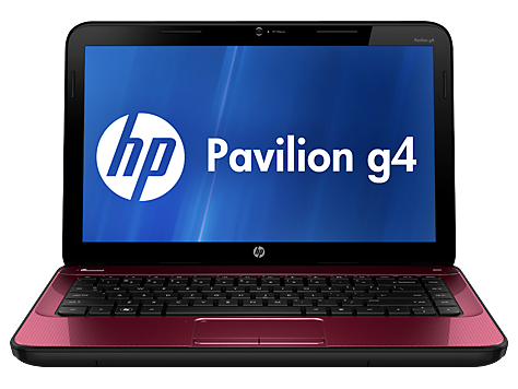 PC notebook HP Pavilion série g4-2000
