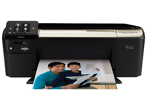 HP Photosmart Ink Advantage e-All-in-One Printer series - K510