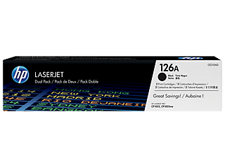 HP 126 Toner Cartridges