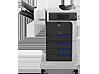 HP Color LaserJet Enterprise CM4540fskm MFP - Center