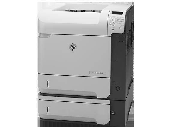 HP LaserJet Enterprise 600 Printer M602x - Left