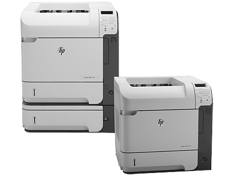 סדרת מדפסות HP LaserJet Enterprise 600 M602