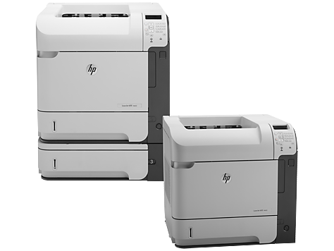 HP LaserJet Enterprise 600 印表機 M603 系列