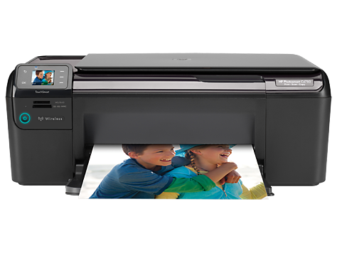 HP Photosmart C4780 All-in-One Printer Software and Driver Downloads