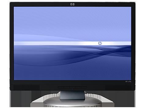 HP w19e 19-tums widescreen LCD-skärm