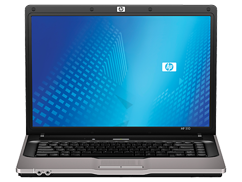 HP 510 Notebook PC