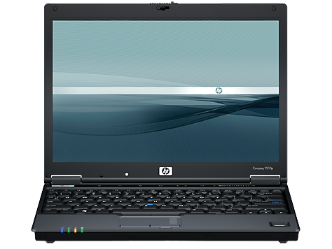 PC notebook HP Compaq 2510p