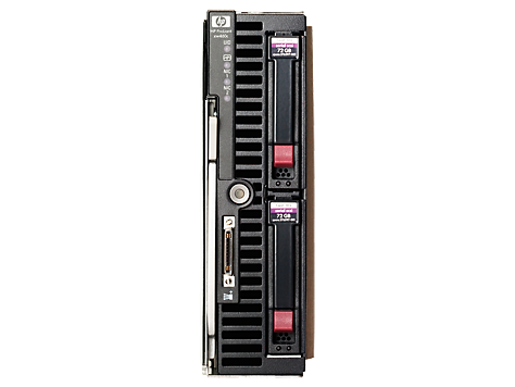 HP ProLiant xw460c Blade Workstation