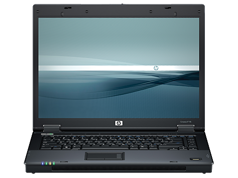 HP Compaq 6710b notebook-serie