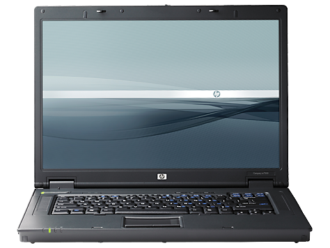Ordinateur portable HP Compaq nx7300