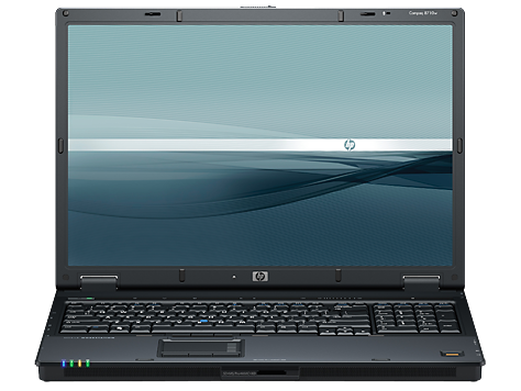 HP Compaq 8710w Notebook-PC-Serie