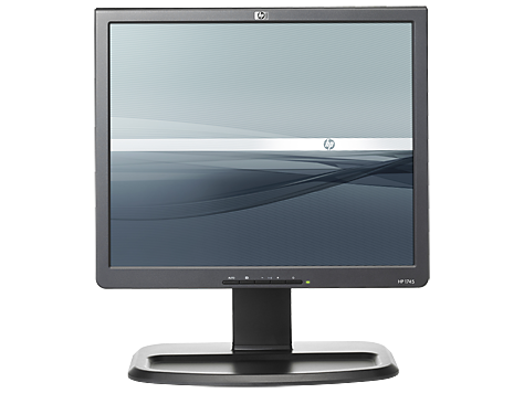 HP L1745 17-tommers LCD-skjerm