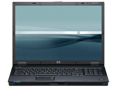 PC notebook HP Compaq 8710p