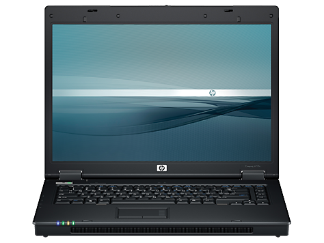 HP Compaq 6715s notebook PC