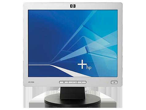 HP L1506v 15-inch LCD Monitor