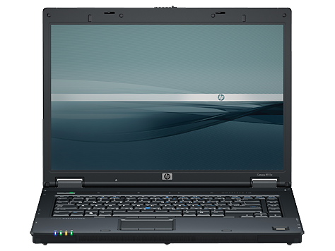 HP Compaq 8510w notebook PC