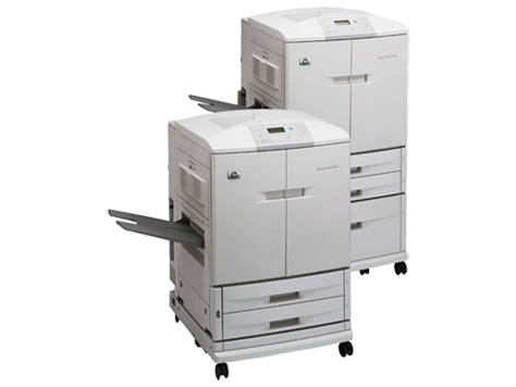 HP Color LaserJet 9500 印表機系列