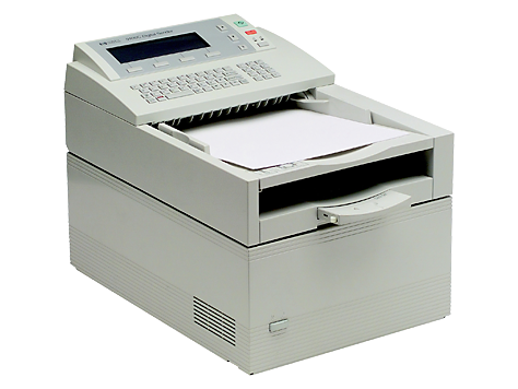 HP 9100c digitala sändarserien