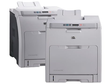HP Color LaserJet 2700 印表機系列
