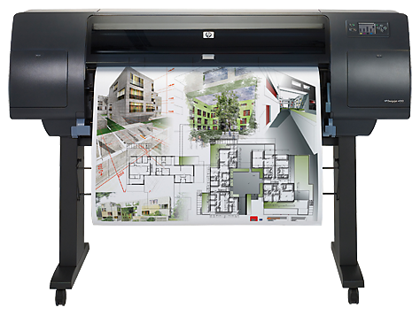 HP DesignJet 4000 Printer series