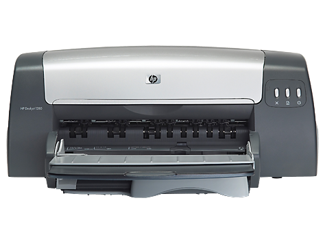 HP Deskjet 1280 Printer serie