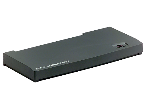 HP Jetdirect 500x プリント サーバー シリーズ