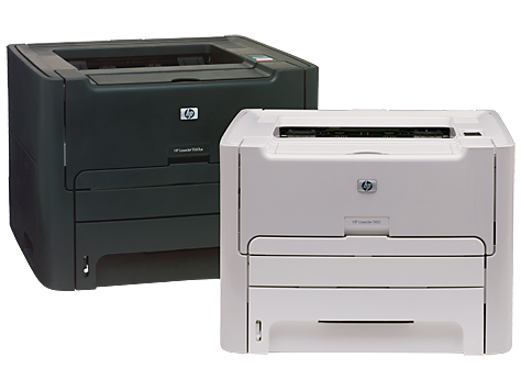 HP LaserJet 1160 Printer Series