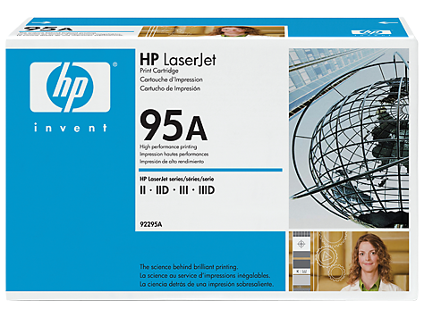 HP LaserJet 92295 Family Print Cartridges