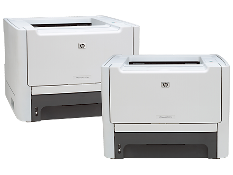 HP LaserJet P2010 Printer series