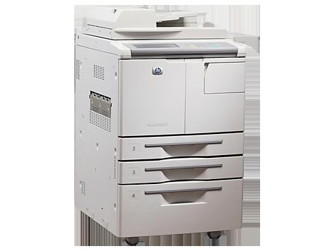 HP LaserJet 9055mfp