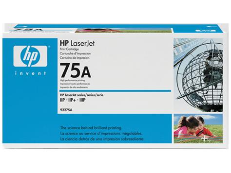 HP LaserJet 92275 系列列印墨水匣