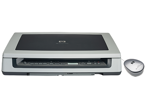 Scanner Digital de Mesa HP Scanjet 8300