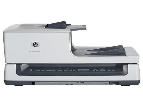 HP Scanjet 8390 掃瞄器