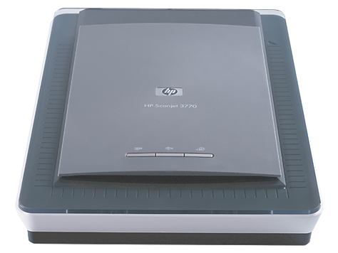 HP Scanjet 3770 Digital Flatbed Scanner
