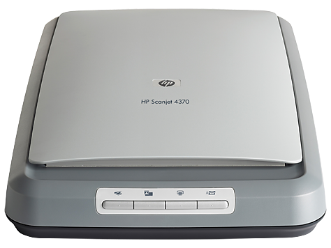 Scanner Photo HP Scanjet 4370