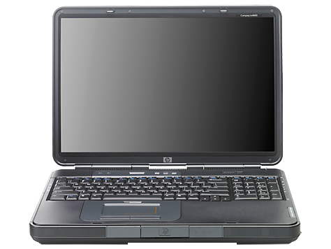 HP Compaq nx9600 Notebook Windows 7