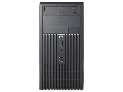 HP Compaq dx7400 Microtower PC