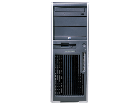 HP Workstation xw4300