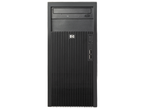 HP Compaq dx2100 Microtower PC