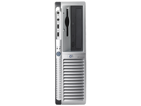 HP Compaq dx7200 Slim Tower-PC