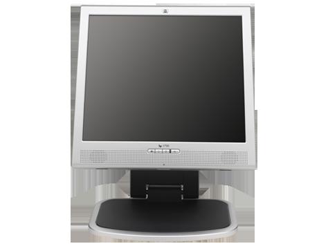 Monitor de panel plano de 17 pulgadas HP L1730