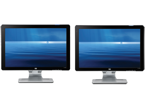 HP 24 inch Flat Panel Monitor series