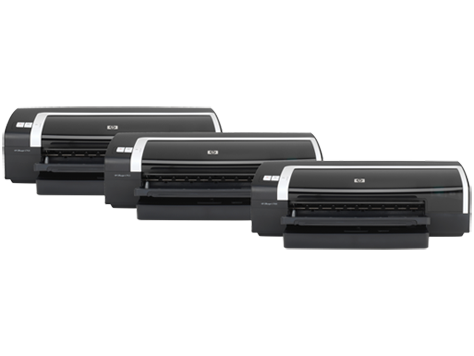 HP Officejet K7100 Color Printer series