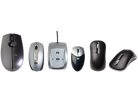 Ασύρματο ποντίκι HP Wireless Desktop Mouse series