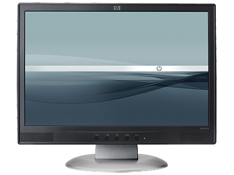Monitor LCD HP w17e widescreen, 17 polegadas