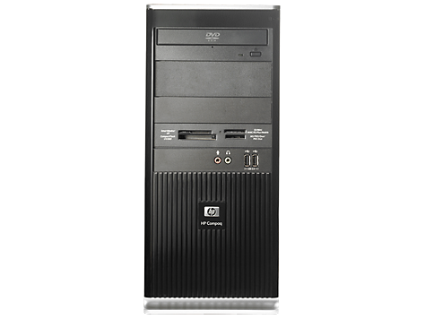 HP Compaq dx2290 Microtower PC